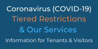 Tier 4 Restrictions and Our Services